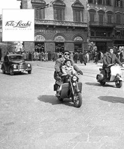 Foto storica bottegone del 1965